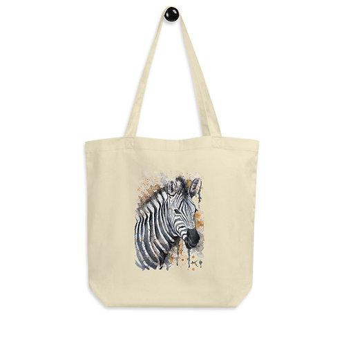 Zebra - Eco Tote Bag