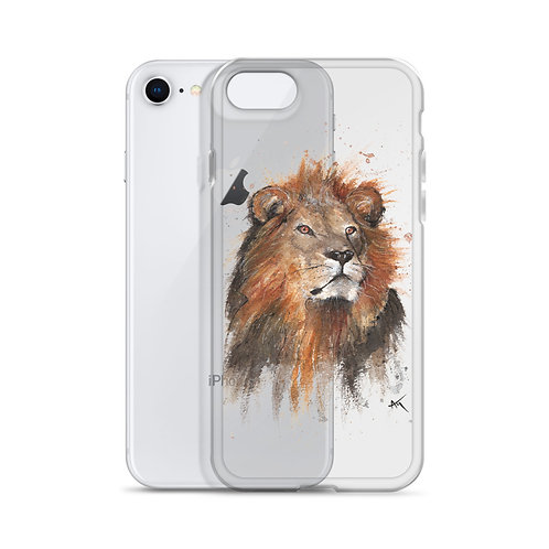 Lion - iPhone Case