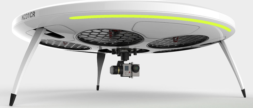 The DroneKone Professional Plus: accepting deposits for 1st production.