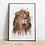 Thumbnail: Lion Art Print