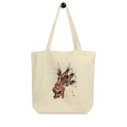 Giraffe - Eco Tote Bag