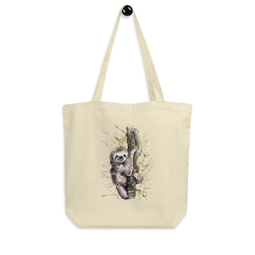 Sloth - Eco Tote Bag