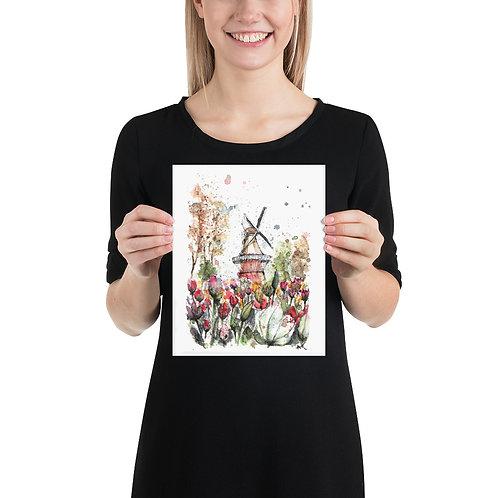 Keukenhof - Art Print