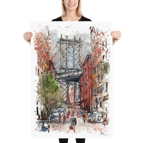 New York - Art Print