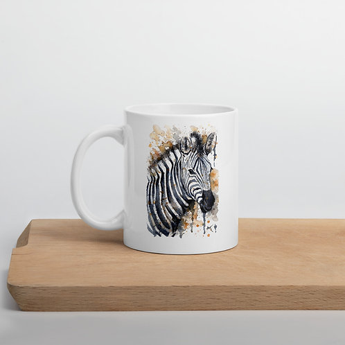 Zebra - Mug
