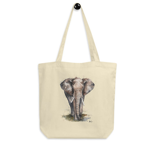 Elephant - Eco Tote Bag