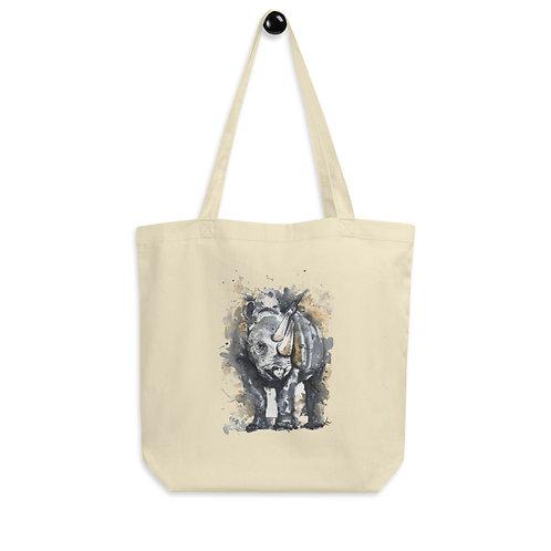 Rhino - Eco Tote Bag