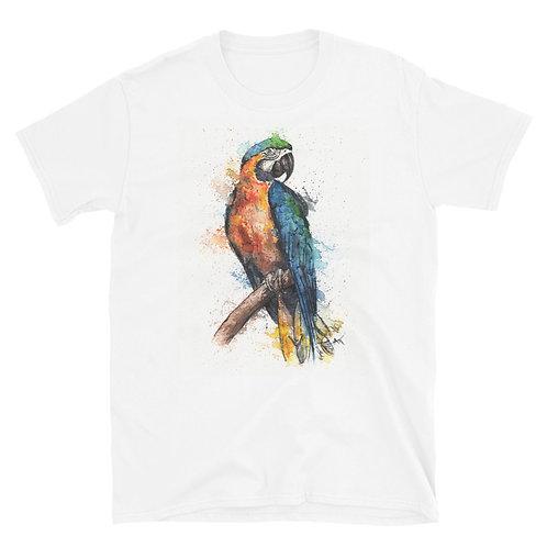 Macaw Parrot - Unisex T-Shirt