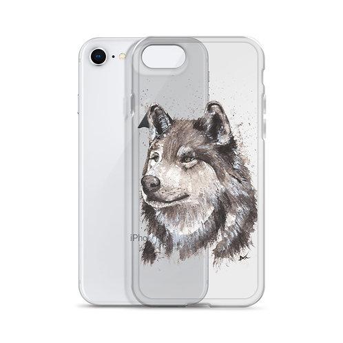Wolf - iPhone Case