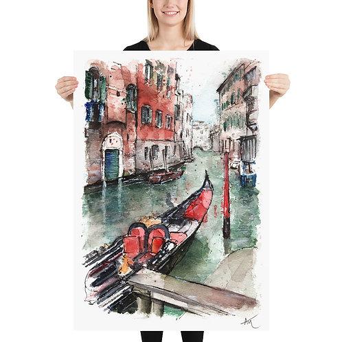 Venice - Art Print