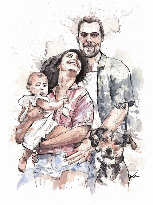 Couple/family portraits