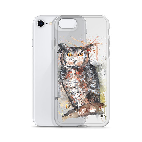 Owl - iPhone Case