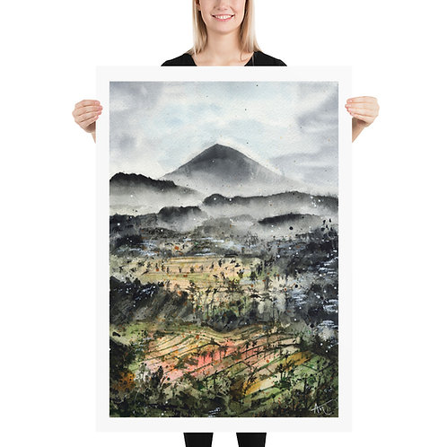 Bali - Art Print
