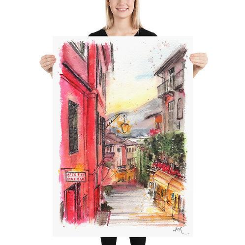Bellagio  - Art Print
