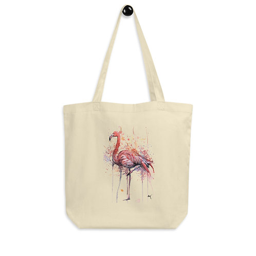 Flamingo - Eco Tote Bag
