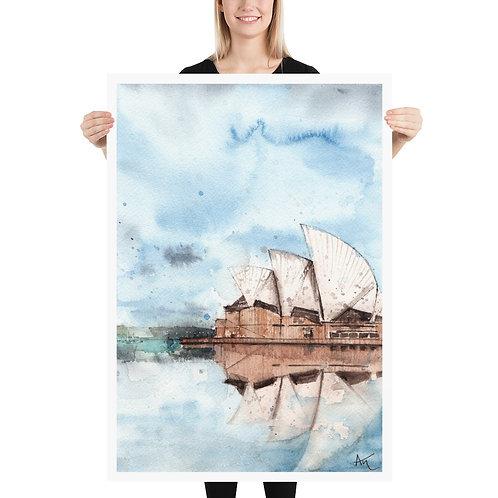 Sydney - Art Print