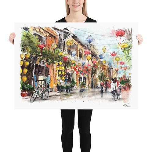 Hoi An - Art Print