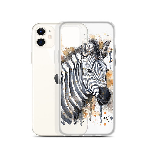 Zebra - iPhone Case