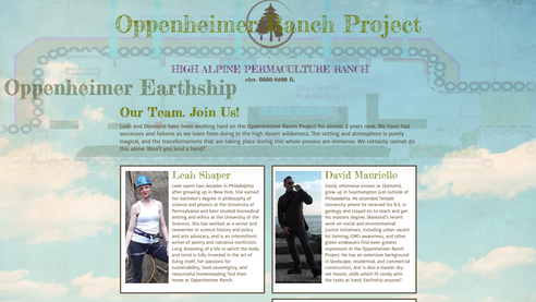 Oppenheimer Ranch Project