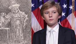 Baron Von Trump & Faithful Bulger ~*~ Troomp Time Travel The Rabbit Hole Prophetic Fairy Tales?