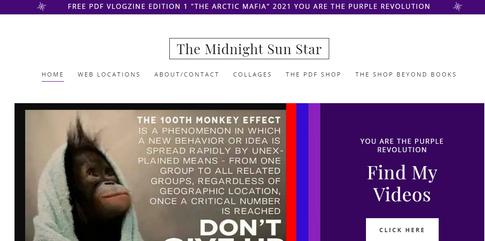 Midnight Star Sun