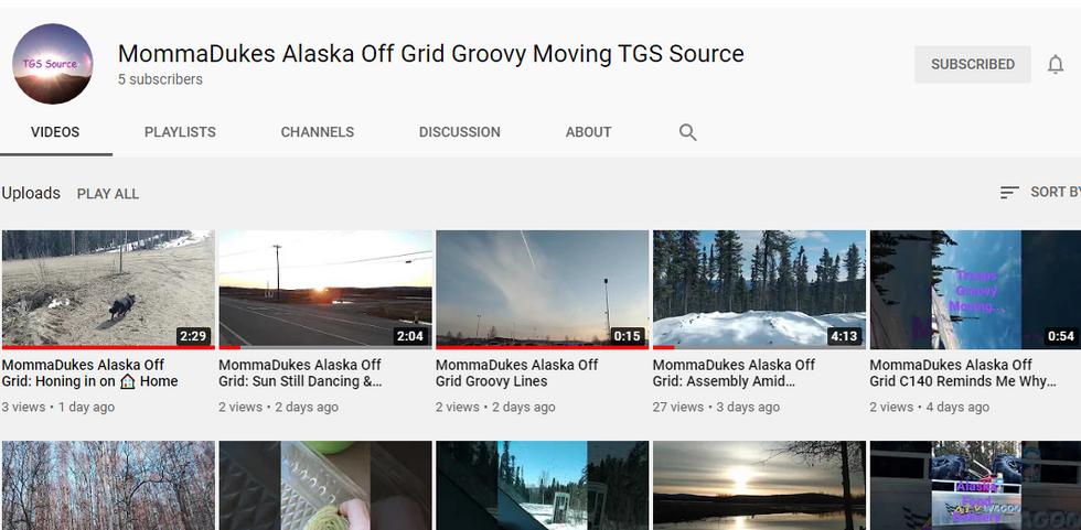 MommaDukes Alaska Off Grid