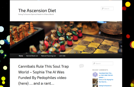 The Ascension Diet