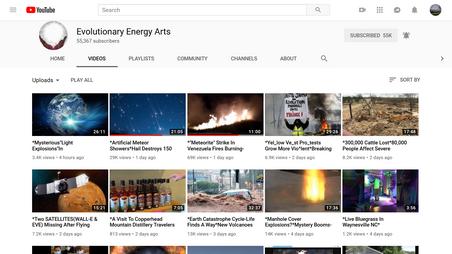 Evolution Energy Arts