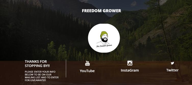Freedom Grower