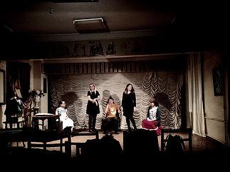 актерское мастерство, театр-студия, народный театр