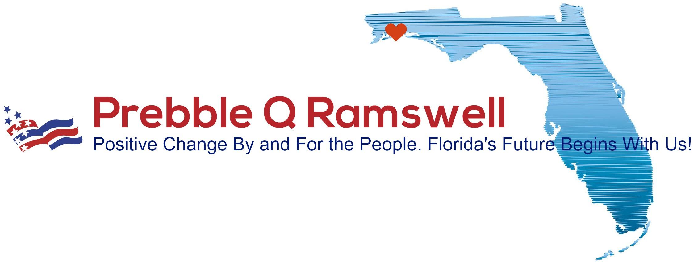 Prebble Q Ramswell logo