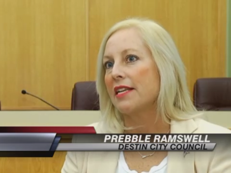 TDC Funding for Security/Protective Services-An Allowable Use: Ramswell's Presentation