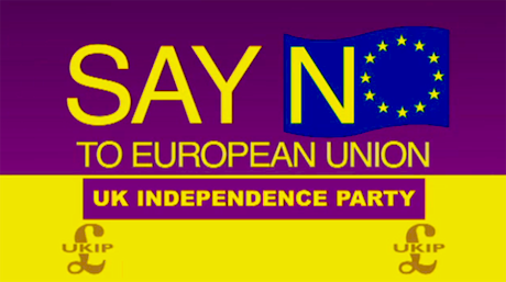UKIP- Say NO to EU