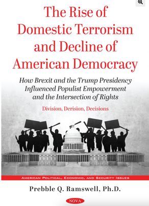 Third Book Published- Focuses on the Rise of the Far Right and Left and the Decline of Democracy