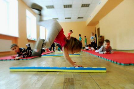 Капоэйра для детей в Москве