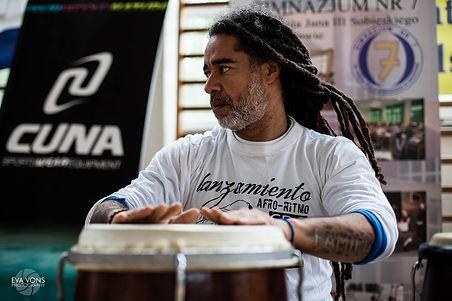 mestre Gil capoeira