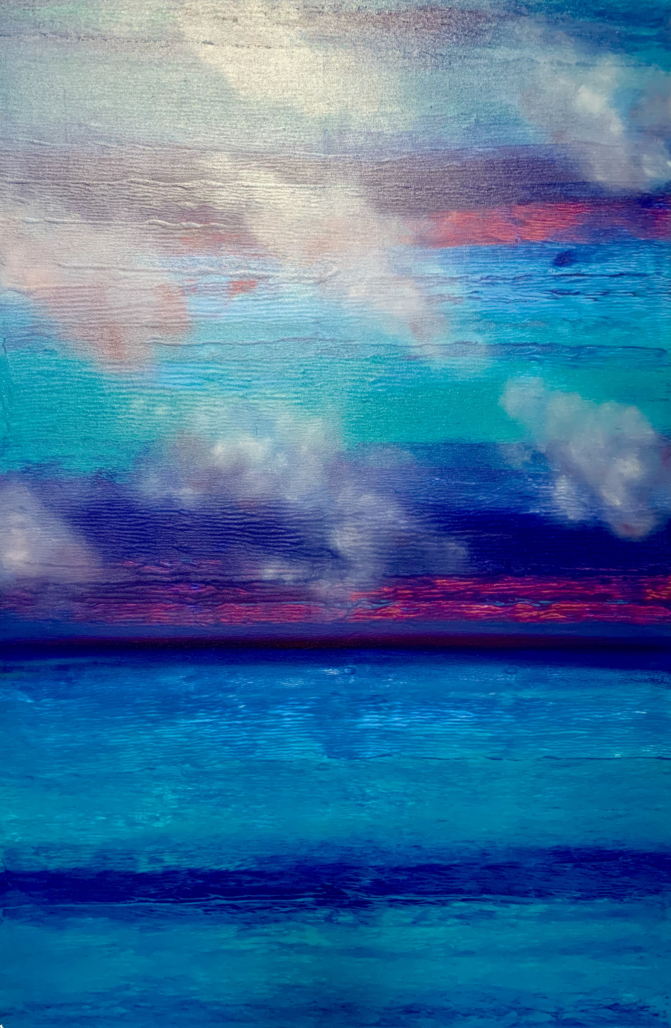 """Water. Clouds"""