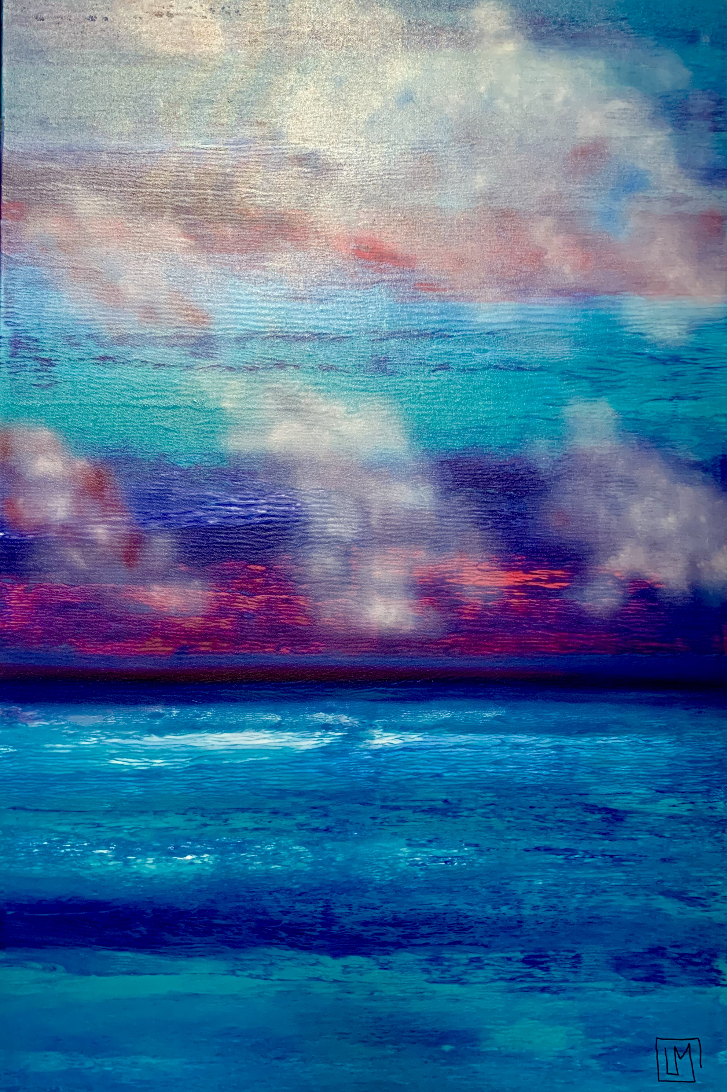 """Water. Clouds 2"""