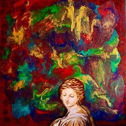 """Soul. Dedication to the Master. Raphael"""