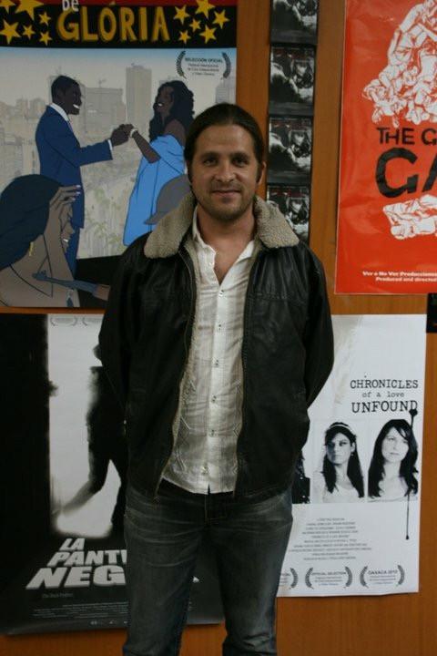 Media Makers Profiles:  Oliver Quintanilla