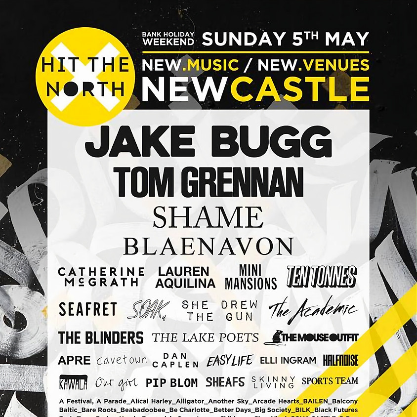 Hit The North Festival