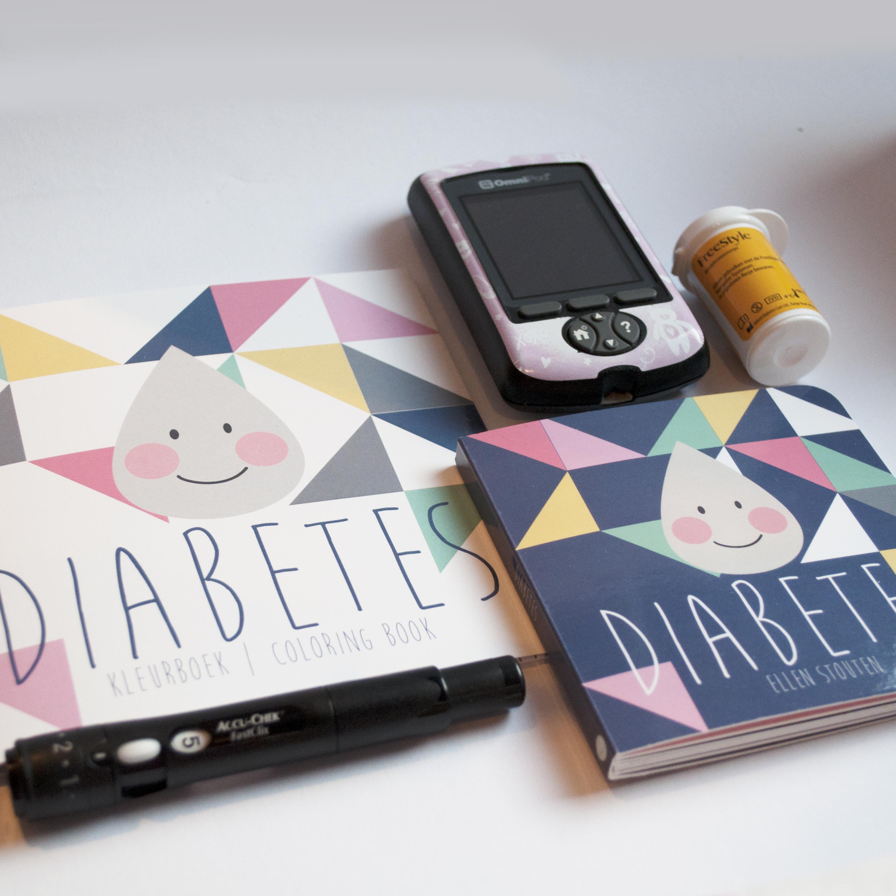 Kartonboekje Diabetes