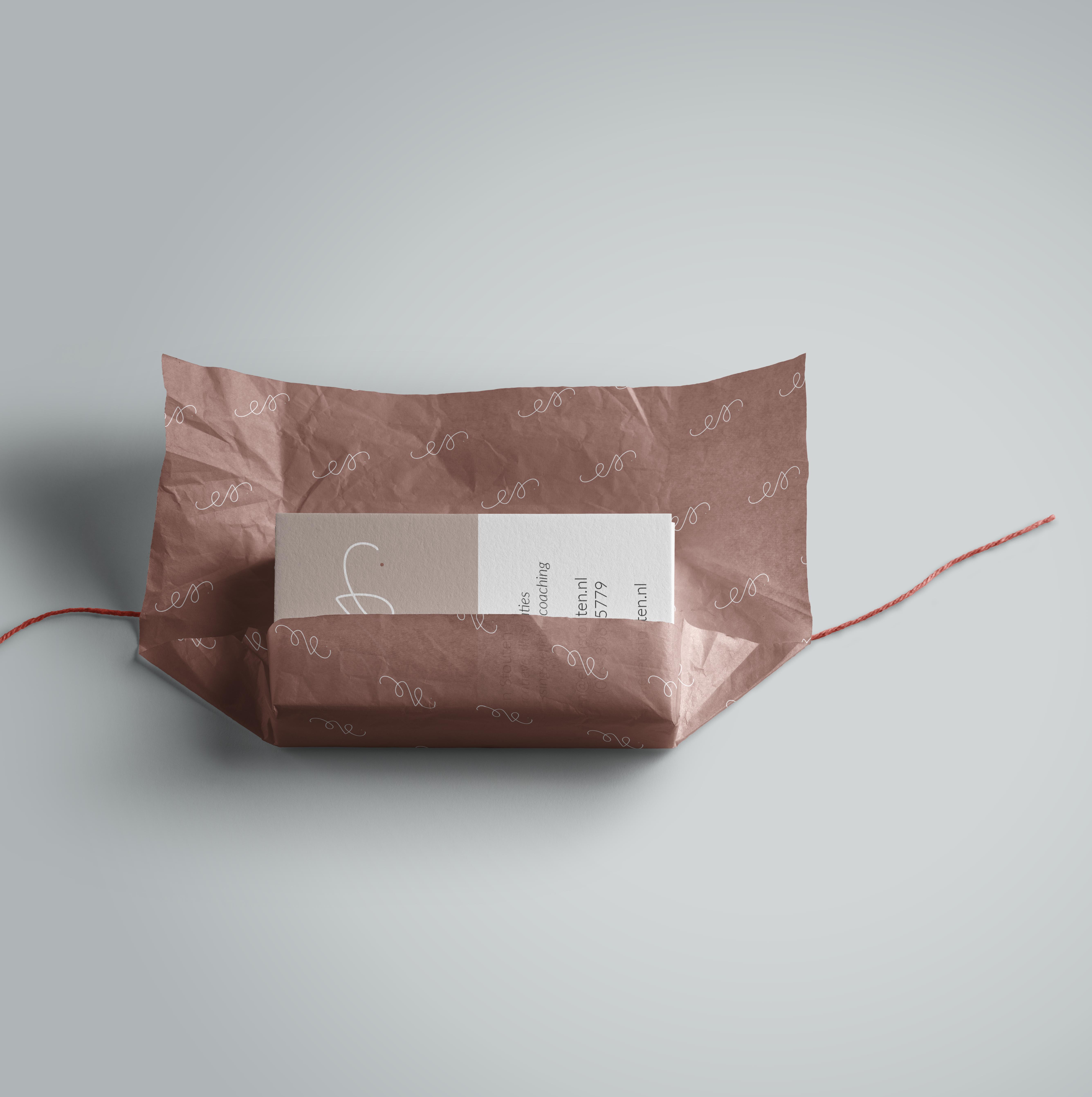 Huisstijl ES Tissue Paper Wrap