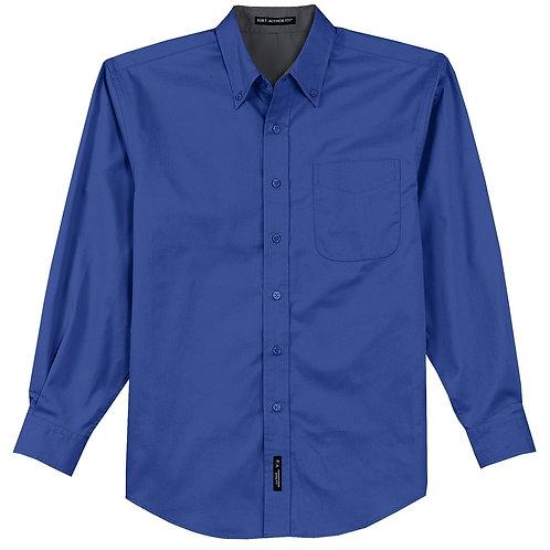 Port Authority® Tall Long Sleeve Easy Care Shirt