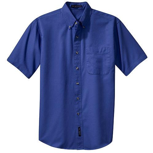 Port Authority® Short Sleeve Twill Shirt