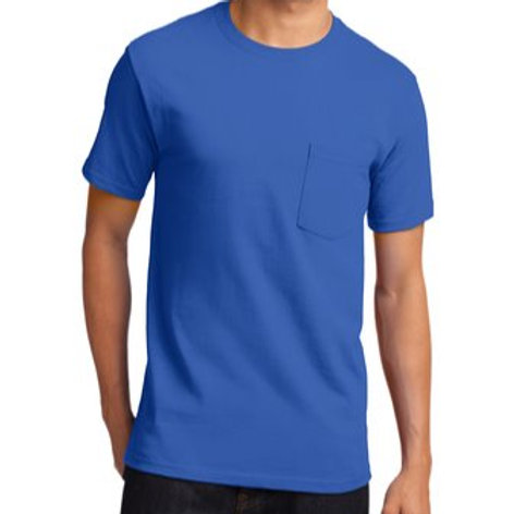 PC61PT Port & Company® Tall Essential Pocket Tee