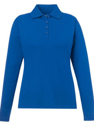Core 365 Ladies' Performance Long-Sleeve Polo