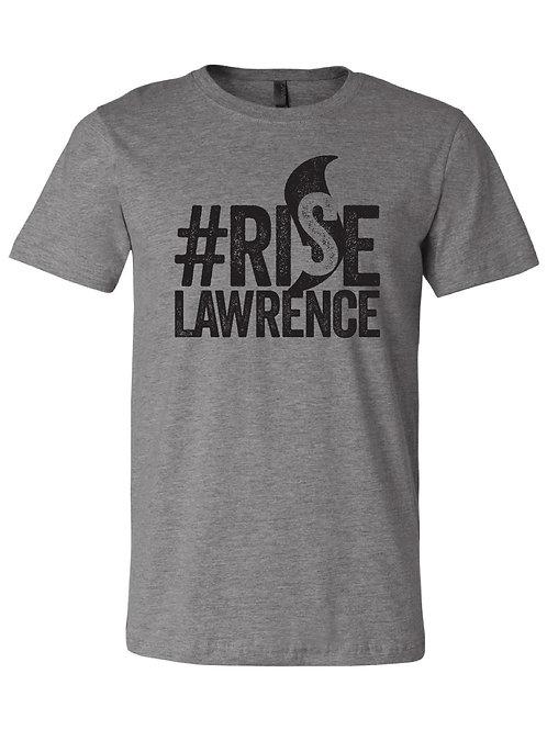 #RiseLawrence T-Shirt