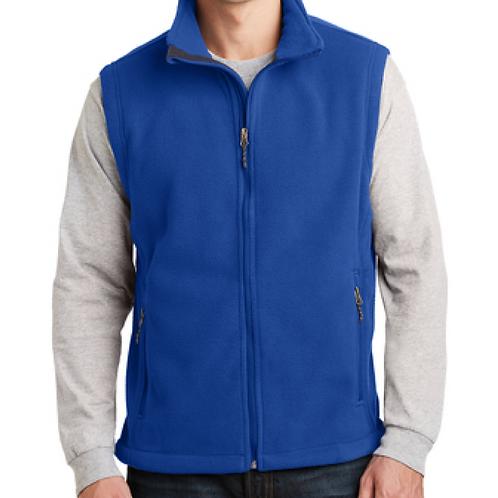 F219 Fleece Vest