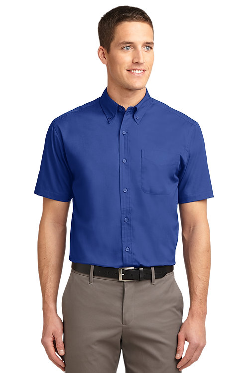 TLS508 Port Authority® Tall Short Sleeve Easy Care Shirt